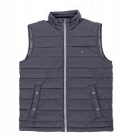 Жилет утепленный Ripstop vest black - Интернет магазин брендовой одежды BOMBABRANDS.RU