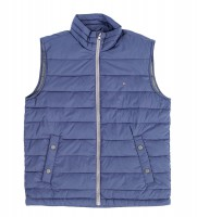 Жилет утепленный Ripstop vest navy - Интернет магазин брендовой одежды BOMBABRANDS.RU