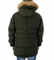 Пуховик Obend W Green  - Интернет магазин брендовой одежды BOMBABRANDS.RU