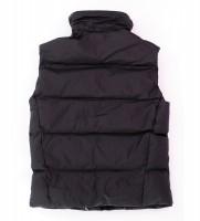 Жилет пуховый Tyrol Black без капюшона - Интернет магазин брендовой одежды BOMBABRANDS.RU