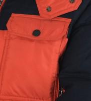 Пуховик Leigh Mix Hdd Down Bomber - Интернет магазин брендовой одежды BOMBABRANDS.RU