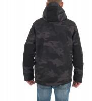 Куртка зимняя Camouflage с мех. подкладом из шерпы - Интернет магазин брендовой одежды BOMBABRANDS.RU