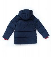 Парка Back to School синяя - Интернет магазин брендовой одежды BOMBABRANDS.RU