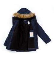 Парка Jae Navy - Интернет магазин брендовой одежды BOMBABRANDS.RU