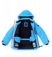 Куртка Jabber Jr голубая утепленная - Интернет магазин брендовой одежды BOMBABRANDS.RU