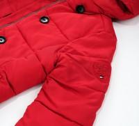 Пальто Back To School красное - Интернет магазин брендовой одежды BOMBABRANDS.RU