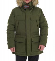 Парка Skidoo Open Green Musk - Интернет магазин брендовой одежды BOMBABRANDS.RU