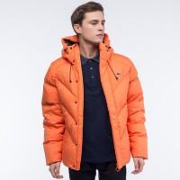 Пуховик BH9241 Orange - Интернет магазин брендовой одежды BOMBABRANDS.RU