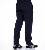 Брюки спортивные EA7 синие 1 - Интернет магазин брендовой одежды BOMBABRANDS.RU