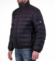 Пуховик SGH 025 black - Интернет магазин брендовой одежды BOMBABRANDS.RU