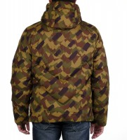 Пуховик BH9241 Military - Интернет магазин брендовой одежды BOMBABRANDS.RU