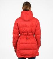Пуховик красный rn103723 - Интернет магазин брендовой одежды BOMBABRANDS.RU