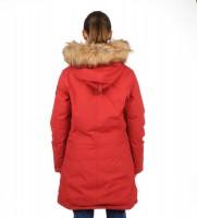 Парка зимняя цвет красный - Интернет магазин брендовой одежды BOMBABRANDS.RU