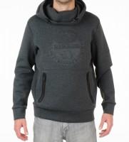 Толстовка Bear Hood Dark Grey - Интернет магазин брендовой одежды BOMBABRANDS.RU