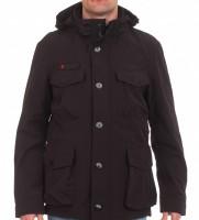 Куртка Swiss Cross  Squad-WP черная - Интернет магазин брендовой одежды BOMBABRANDS.RU