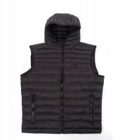 Жилет 4Seasons Black with hood  - Интернет магазин брендовой одежды BOMBABRANDS.RU