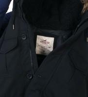 Пуховик - аляска черная - Интернет магазин брендовой одежды BOMBABRANDS.RU