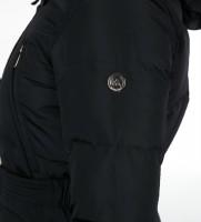 Пуховик Hooded Belted Quilted Puffer Down Coat 831 - Интернет магазин брендовой одежды BOMBABRANDS.RU