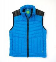 Жилет пуховый Vannick blue - Интернет магазин брендовой одежды BOMBABRANDS.RU
