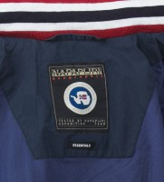 Ветровка Takus navy - Интернет магазин брендовой одежды BOMBABRANDS.RU