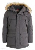 Парка Skidoo Dark Grey Solid - Интернет магазин брендовой одежды BOMBABRANDS.RU