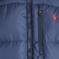 Пуховик Water Repellent Down Jacket Cruise Navy - Интернет магазин брендовой одежды BOMBABRANDS.RU