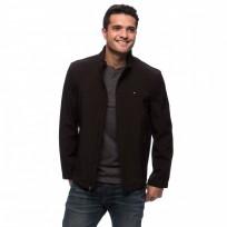 Ветровка Classic Soft Shell Jacket Black - Интернет магазин брендовой одежды BOMBABRANDS.RU
