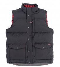 Жилет Langhorne Vest черный - Интернет магазин брендовой одежды BOMBABRANDS.RU