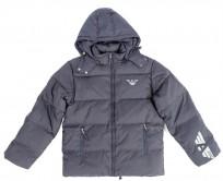 Пуховик синий rn#124045 - Интернет магазин брендовой одежды BOMBABRANDS.RU