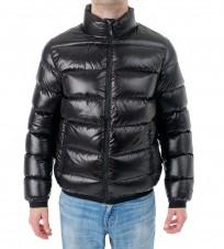 Пуховик  Shiny Puffer jacket black - Интернет магазин брендовой одежды BOMBABRANDS.RU