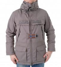 Куртка Skidoo Open Grey - Интернет магазин брендовой одежды BOMBABRANDS.RU