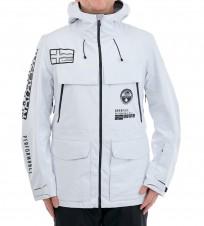 Куртка Ski-Doo Ski white горнолыжная - Интернет магазин брендовой одежды BOMBABRANDS.RU