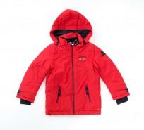 Куртка Jabber Jr красная утепленная - Интернет магазин брендовой одежды BOMBABRANDS.RU