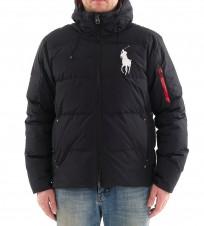 Пуховик Tyrol Jacket Down Fill Coat Black - Интернет магазин брендовой одежды BOMBABRANDS.RU