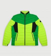 Пуховик Color Block 1 - Интернет магазин брендовой одежды BOMBABRANDS.RU