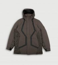 Куртка с утеплителем из шерсти - Интернет магазин брендовой одежды BOMBABRANDS.RU