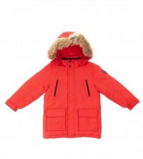 Парка зимняя Jae красная - Интернет магазин брендовой одежды BOMBABRANDS.RU