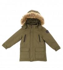 Парка зимняя Jae хаки - Интернет магазин брендовой одежды BOMBABRANDS.RU
