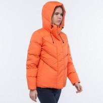 Пуховик BF9492 оранжевый - Интернет магазин брендовой одежды BOMBABRANDS.RU