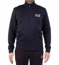 Олимпийка EA7 3A259 274030 черная - Интернет магазин брендовой одежды BOMBABRANDS.RU