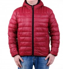Куртка Insulated Packable Jacket Burgundy - Интернет магазин брендовой одежды BOMBABRANDS.RU