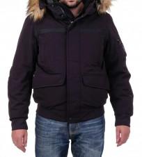 Пуховик Achesson Short Black  - Интернет магазин брендовой одежды BOMBABRANDS.RU