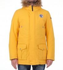 Парка зимняя Smu Aldin Long Yellow - Интернет магазин брендовой одежды BOMBABRANDS.RU