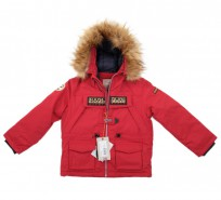 Парка зимняя Skidoo Open Old Red - Интернет магазин брендовой одежды BOMBABRANDS.RU