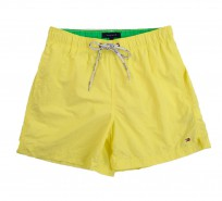 Шорты Solid Swim Trunk Yellow - Интернет магазин брендовой одежды BOMBABRANDS.RU