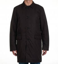 Плащ утепленный Kenzie Black - Интернет магазин брендовой одежды BOMBABRANDS.RU