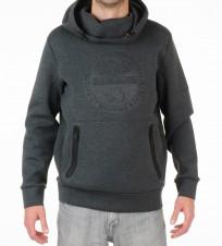 ad03672c17d Толстовка Bear Hood Dark Grey - Интернет магазин брендовой одежды  BOMBABRANDS.RU