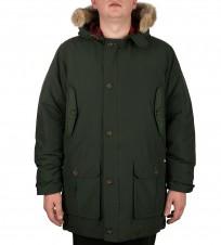 Пуховик Arctic Parka зеленый - Интернет магазин брендовой одежды BOMBABRANDS.RU