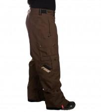 Штаны Spectral pnt brown - Интернет магазин брендовой одежды BOMBABRANDS.RU