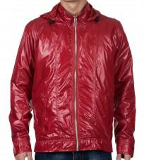 Ветровка красная - Интернет магазин брендовой одежды BOMBABRANDS.RU